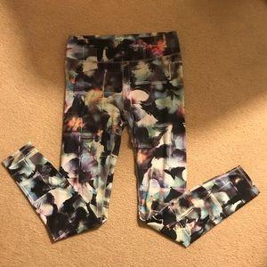 Fabletics floral print leggings